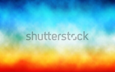 Colorful cloud background Stock photo © Tawng