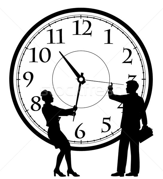 Time management concept Stock photo © Tawng
