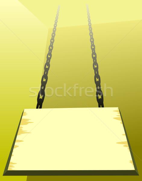 Blank sign Stock photo © Tawng