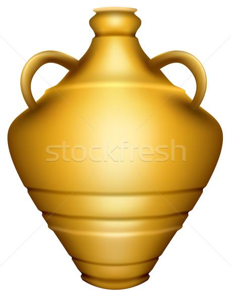 урна градиент контейнера Керамика Сток-фото © Tawng