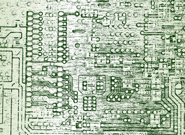 Circuit grunge ordinateur technologie fond Photo stock © Tawng