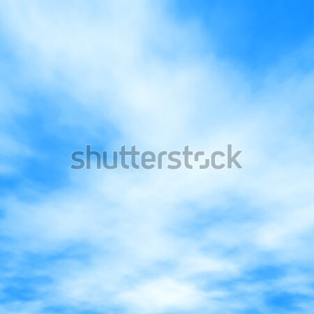 Cloud fluff Stock photo © Tawng
