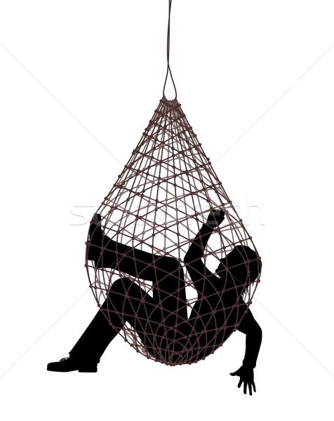 Net trap Stock photo © Tawng