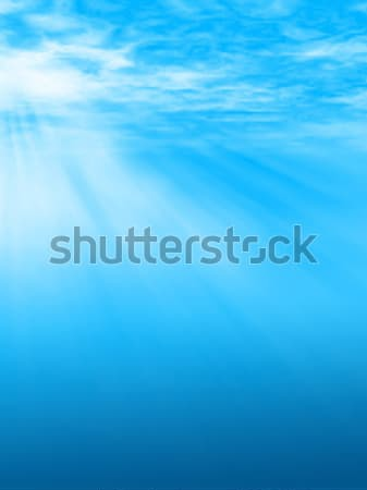Underwater background Stock photo © Tawng