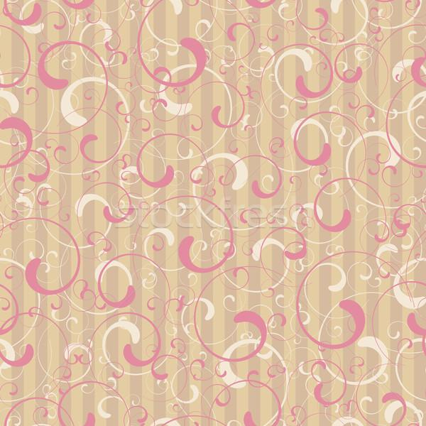 Retro seamless tile Stock photo © Tawng