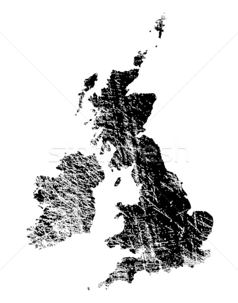 UK eroded Stock photo © Tawng