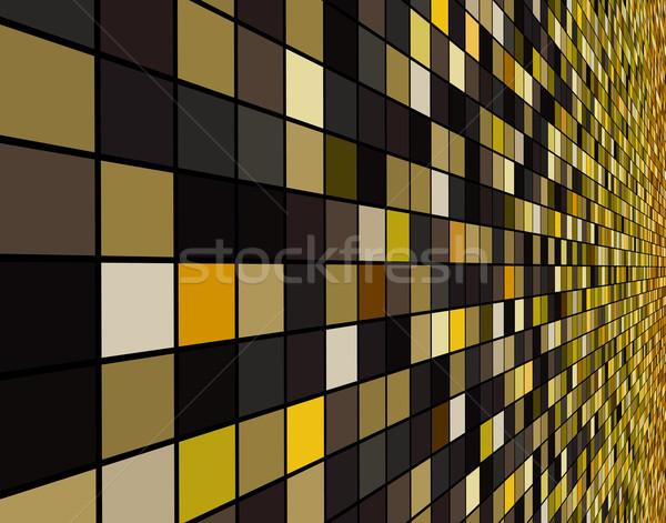 Square tiles Stock photo © Tawng