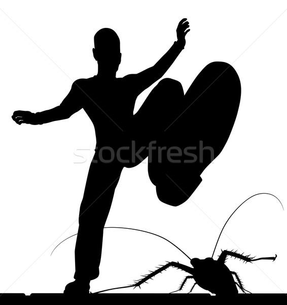 Bug control Stock photo © Tawng