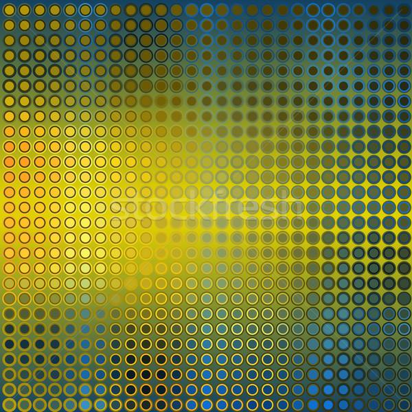 Yellowish abstract Stock photo © Tawng