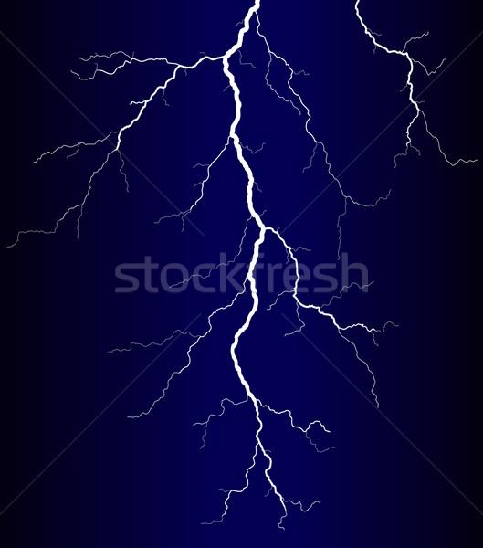 Lightning Stock photo © Tawng