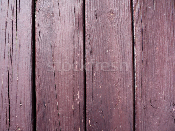 natural background - redish wooden deck floor Stock photo © tdoes