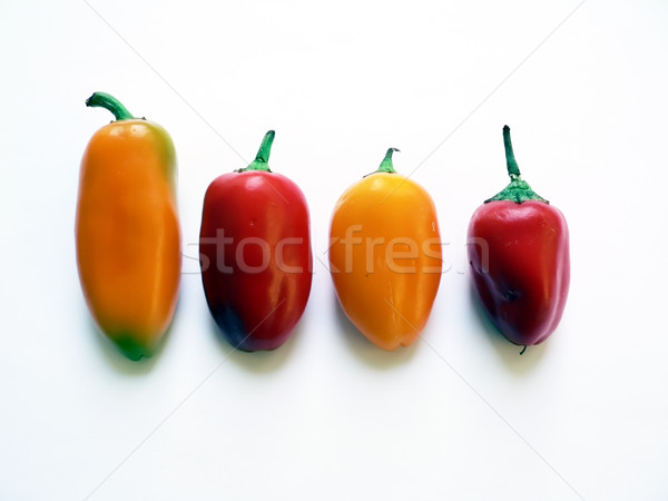 peppers Stock photo © tdoes