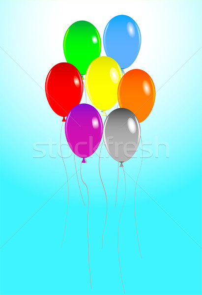 balloons Stock photo © tdoes