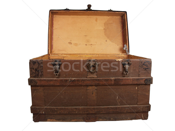 antique chest Stock photo © tdoes