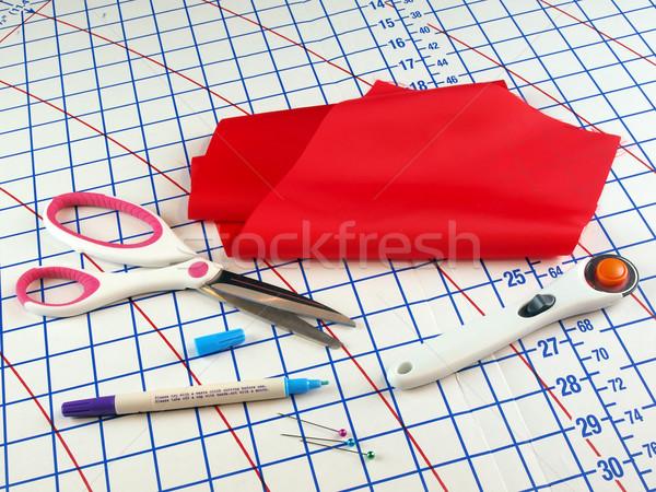 seamstress tools 2 Stock photo © tdoes