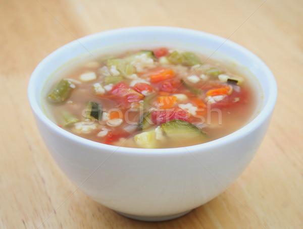 Vegetable Soup Stock photo © TeamC