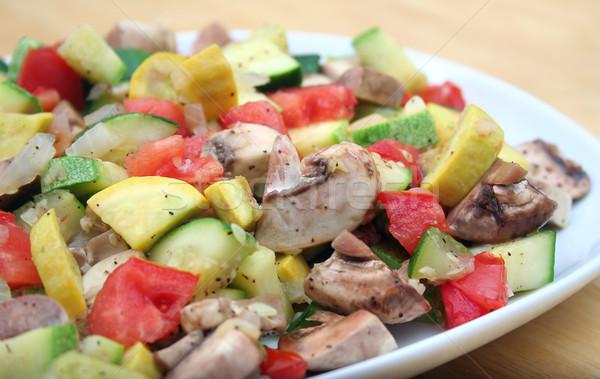 Summer Vegetable Skillet Stock photo © TeamC