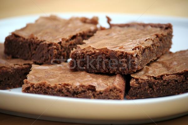 Brownies Stock photo © TeamC