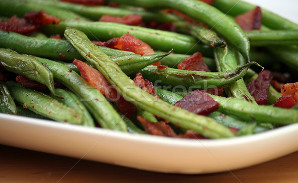Green Beans Stock photo © TeamC