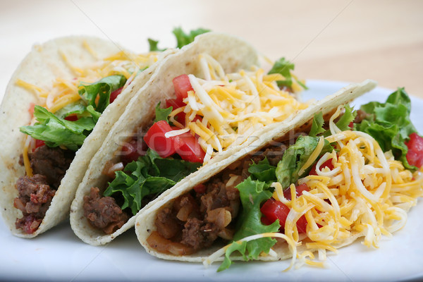 Beef Tacos Stock photo © TeamC