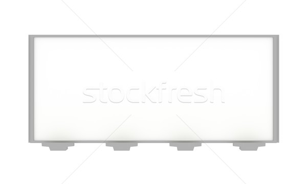 3D Rendered Billboard Stock photo © TeamC