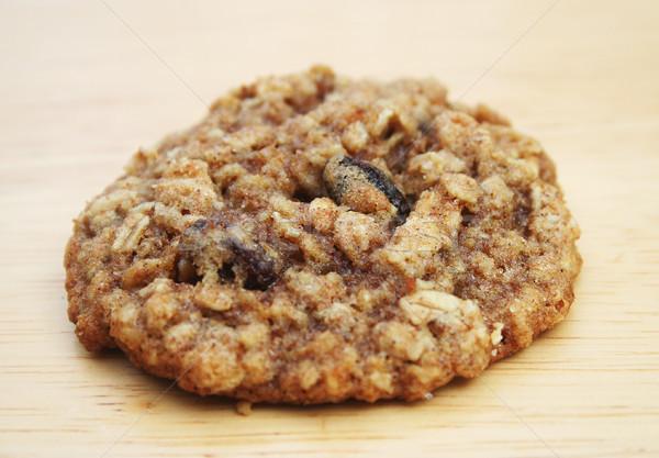 Oatmeal Raisin Cookie Stock photo © TeamC