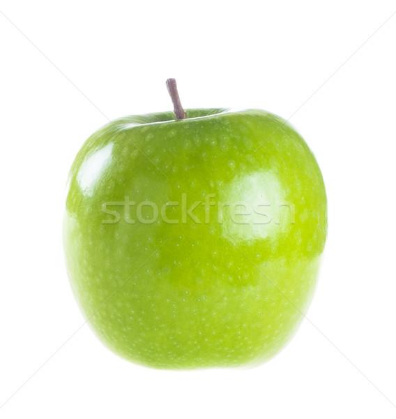 緑 リンゴ 白 光 健康 ストックフォト © tehcheesiong