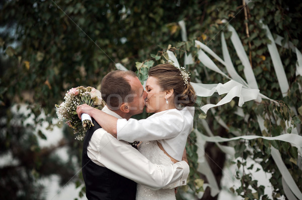 wedding ceremony Stock photo © tekso