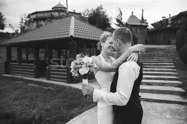 married couple Stock photo © tekso