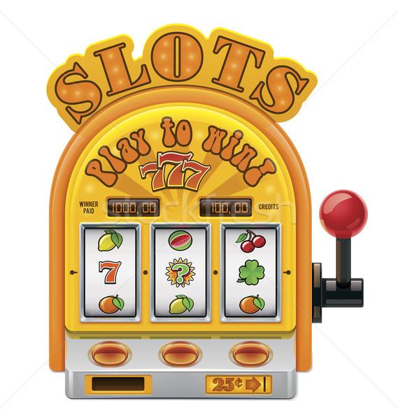 Vektör ikon ayrıntılı üç para Stok fotoğraf © tele52