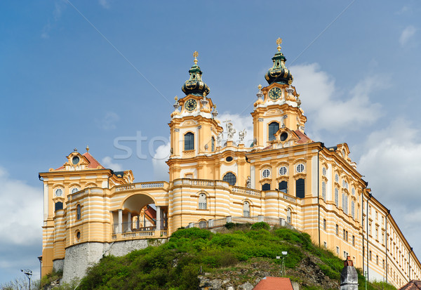 Abbey in Lower Austria Stock photo © tepic