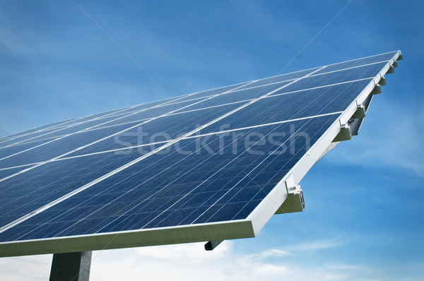 Detail of a Solar Collector Stock photo © tepic
