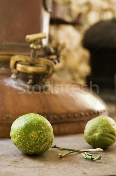 ферментация лимона известный пить жизни Сток-фото © tepic