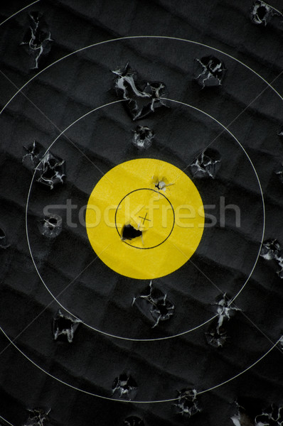 Used Target Stock photo © tepic
