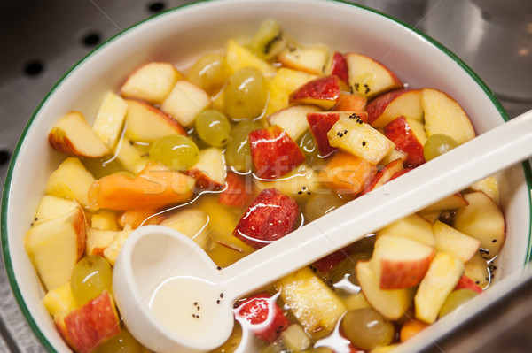Fruit Salad Stock photo © tepic
