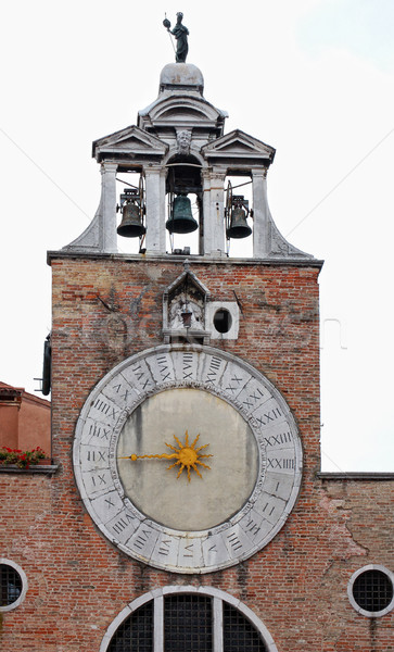 Venecian Church Tower Stock photo © tepic