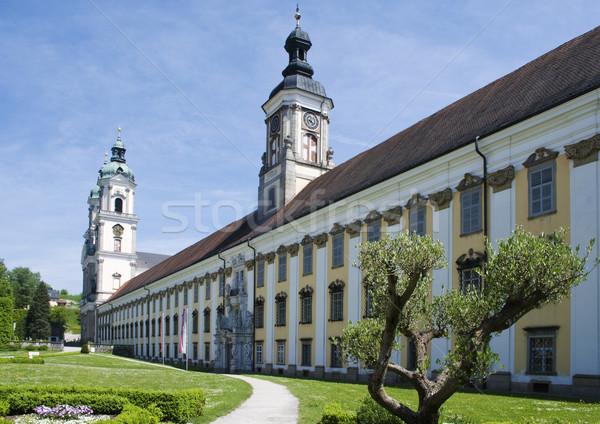 Monastery in Upper Austria Stock photo © tepic