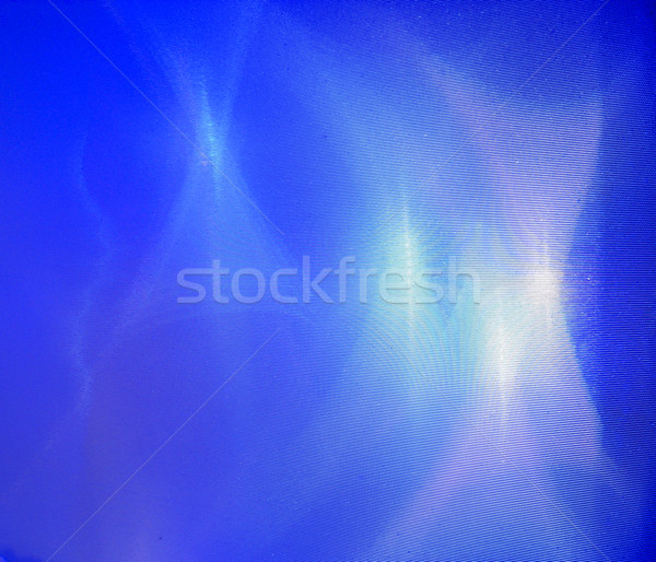 Luminous Blue Wall Stock photo © tepic