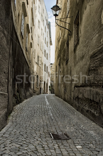 Small Alleyway Stock photo © tepic