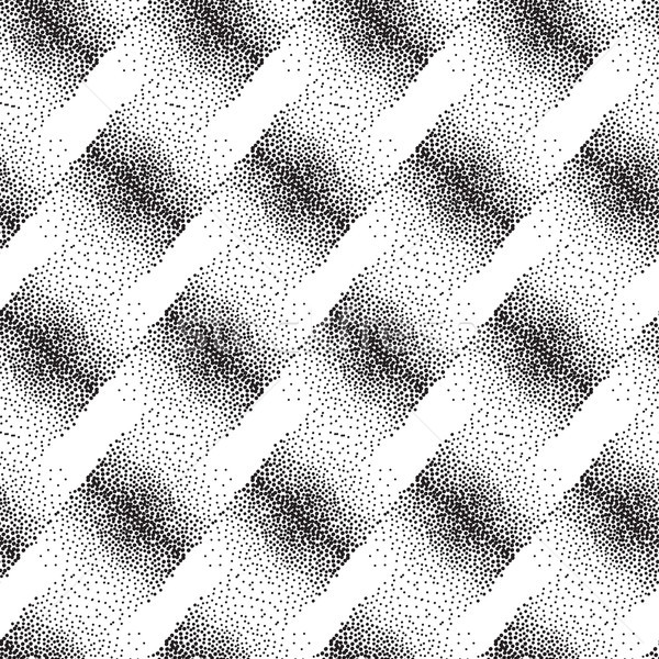 Abstract geometric form pattern. Dotted ornament. Tile dot background Stock photo © Terriana