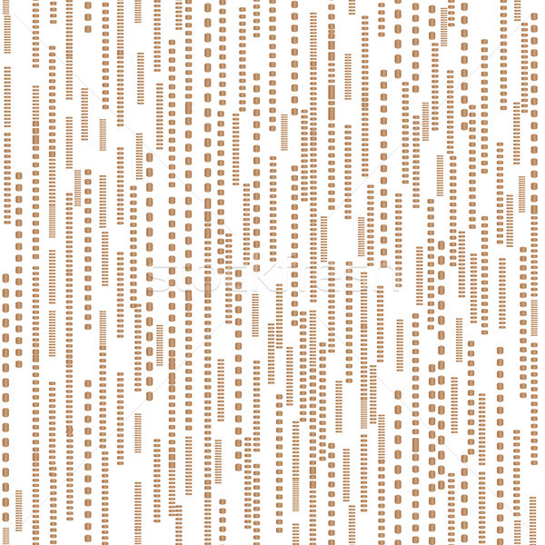 Abstract line dot seamless white pattern. Stripped tile texture Stock photo © Terriana