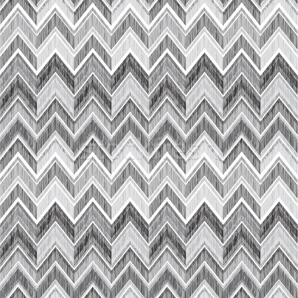 Abstract geometric seamless pattern. Fabric doodle zig zag line  Stock photo © Terriana