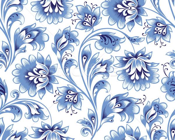 çiçek rus etik Stok fotoğraf © Terriana