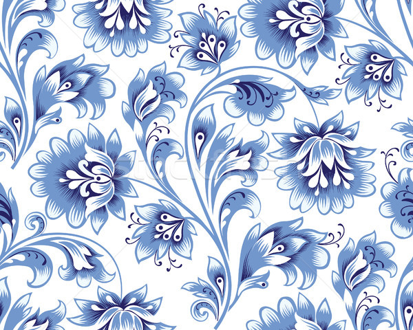 Floral flor russo ético Foto stock © Terriana