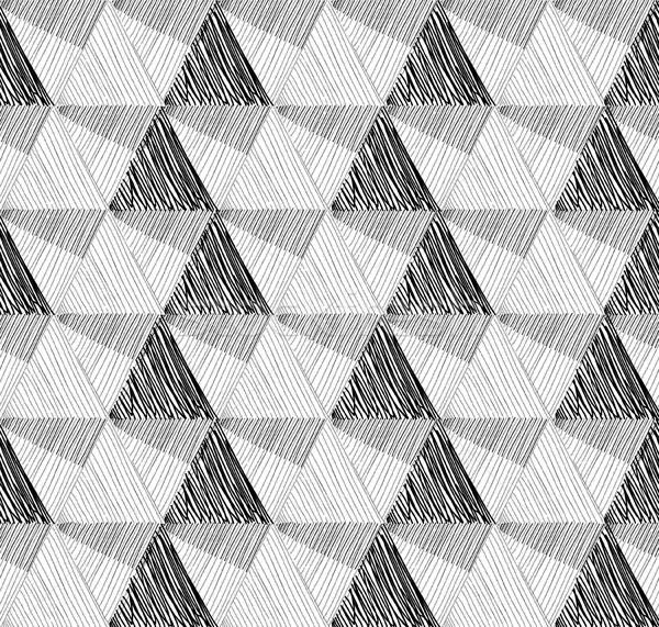 Senza soluzione di continuità disegno geometrico abstract vettore scrapbook Foto d'archivio © Terriana
