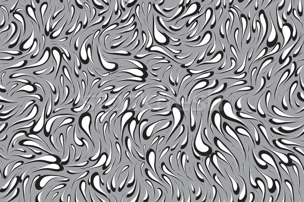 Abstract spot seamless pattern. Swirl blot background. Stock photo © Terriana
