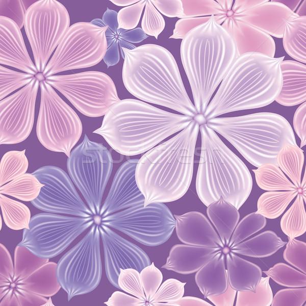Fleurs floral texture fleur printemps Photo stock © Terriana