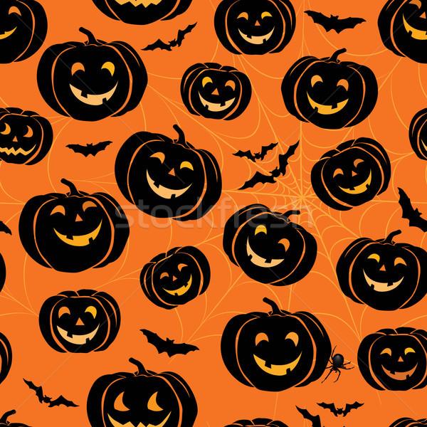 Halloween vacaciones feliz bate Foto stock © Terriana