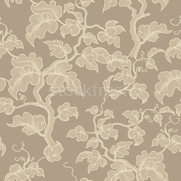 Floral seamless pattern. Flower background. Floral vector textur Stock photo © Terriana