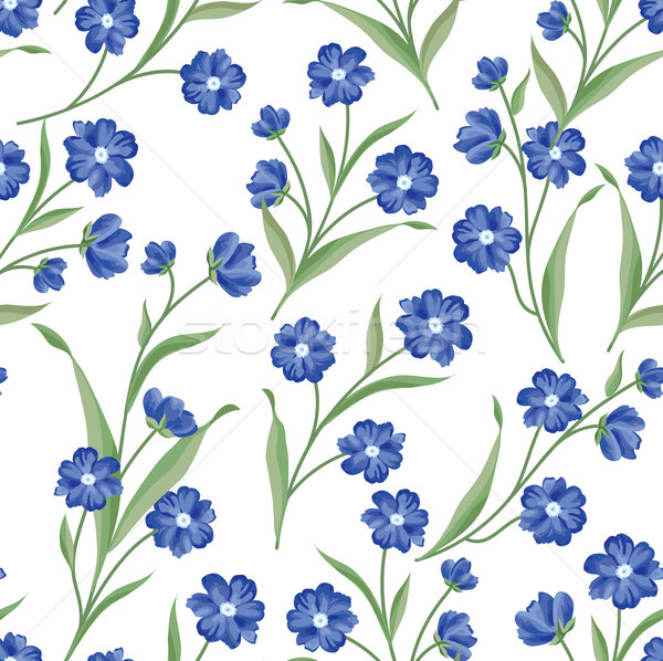 Floral seamless pattern. Flower background Stock photo © Terriana
